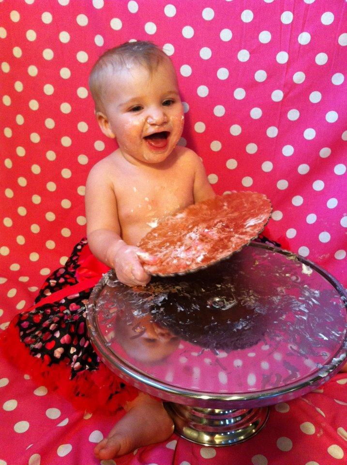 Buffalo Sabre Happy Birthday Cake